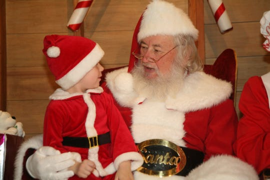 Santa is going to be extremely busy this weekend at the Henry Ford Museum.