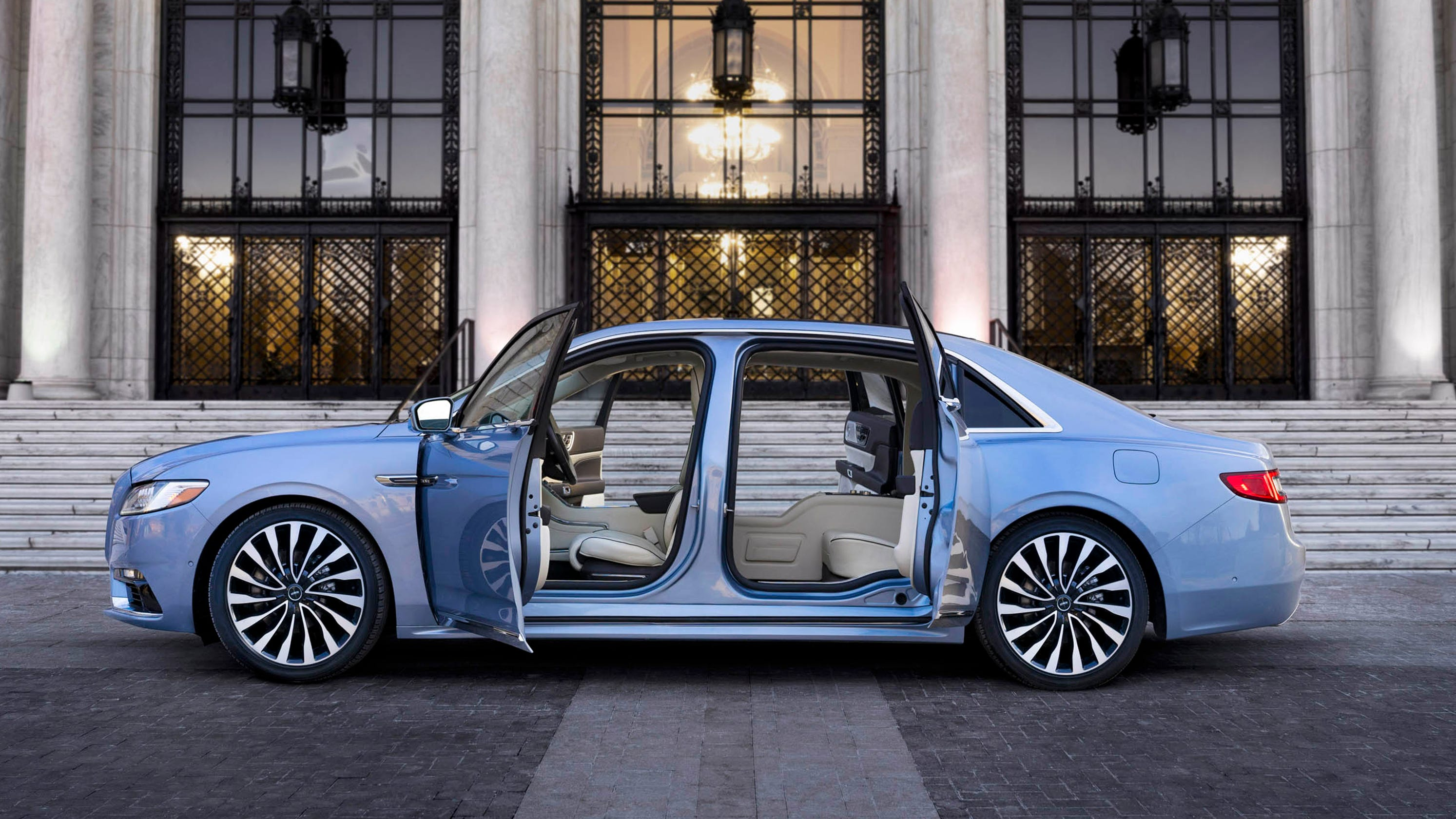 Lincoln Continental A Limited Edition Design Of 80 New Cars For 100 000 Each