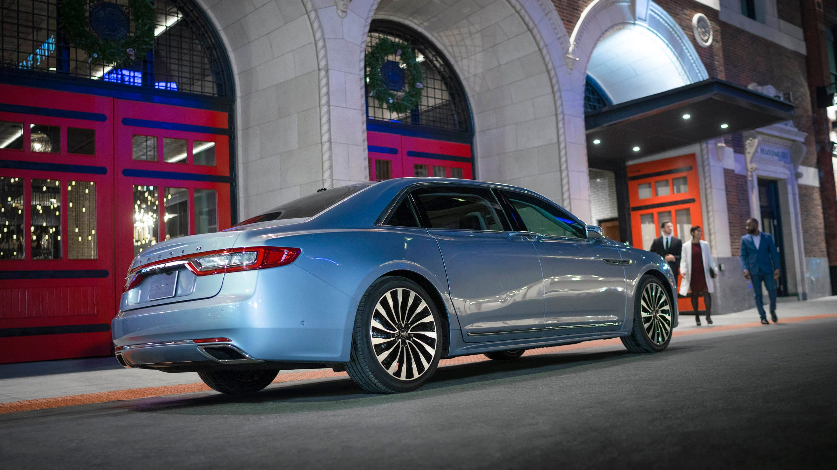 2021 The Lincoln Continental Rumors