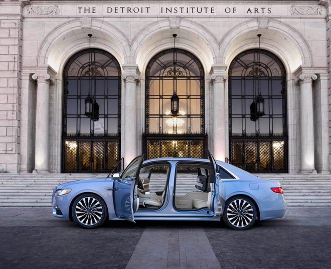 2019 Lincoln Continental 80th Anniversary edition