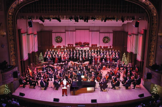 """""""Home for the Holidays"""" is among the DSO's best-loved events of the year."""