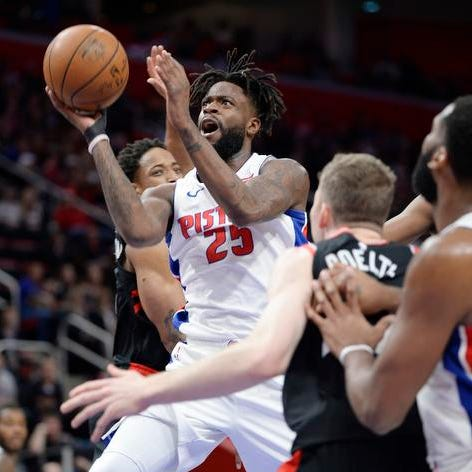Pistons' Bullock expected to return against Celtics