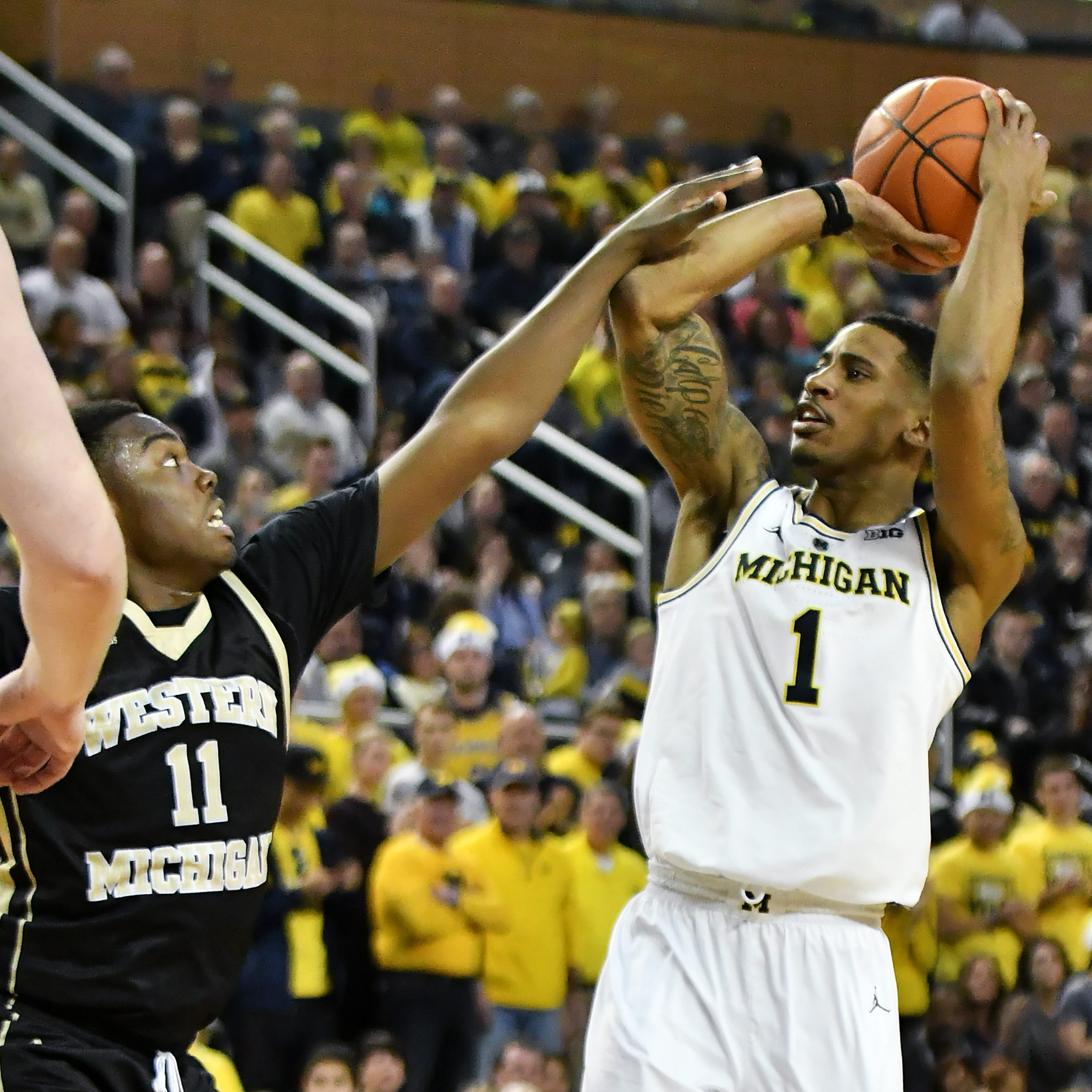 'I was worried': Wolverines make their free throws, to Beilein's relief
