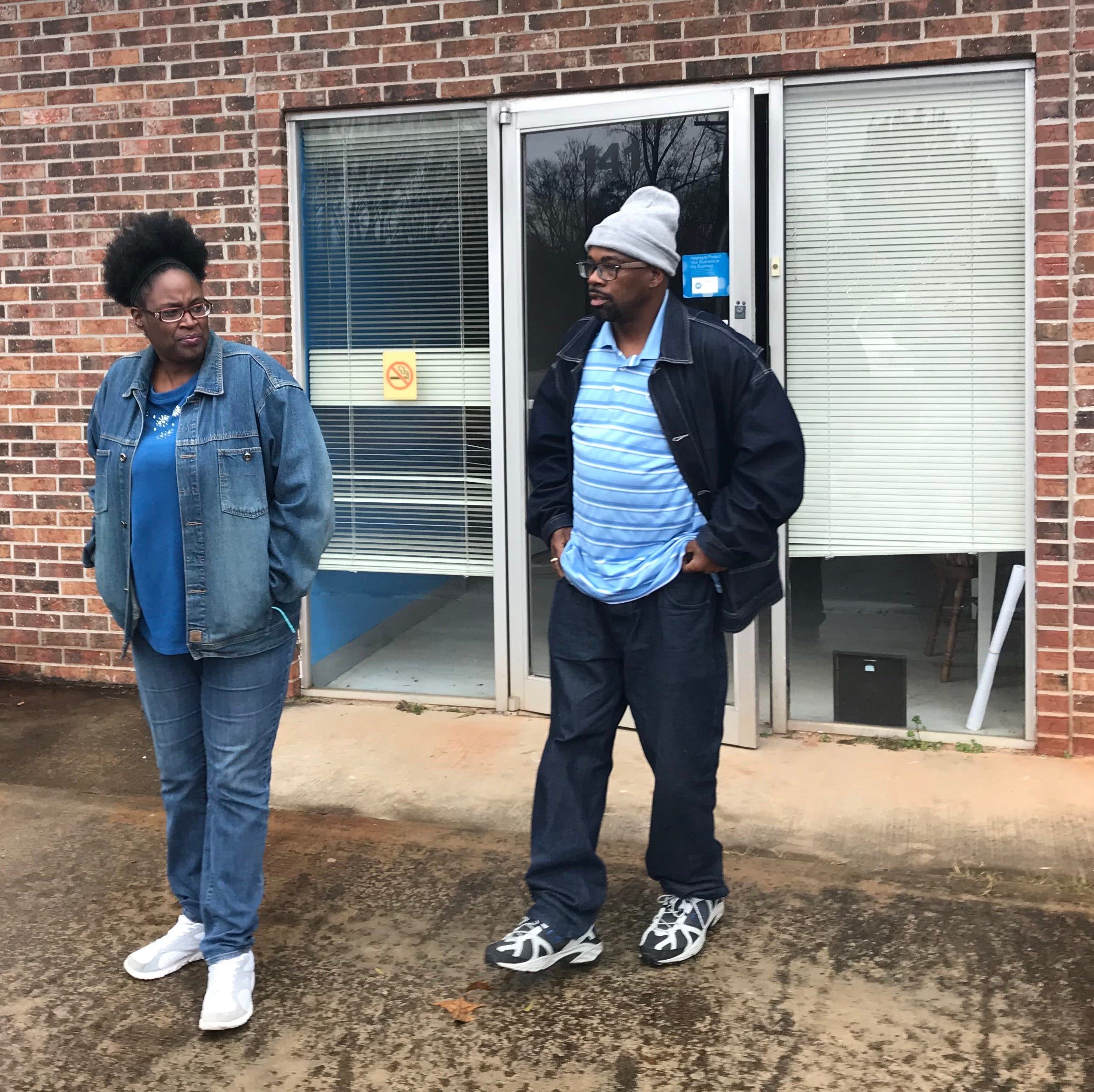 John Gray and Relentless Church pledge support for Pickens County's first homeless shelter