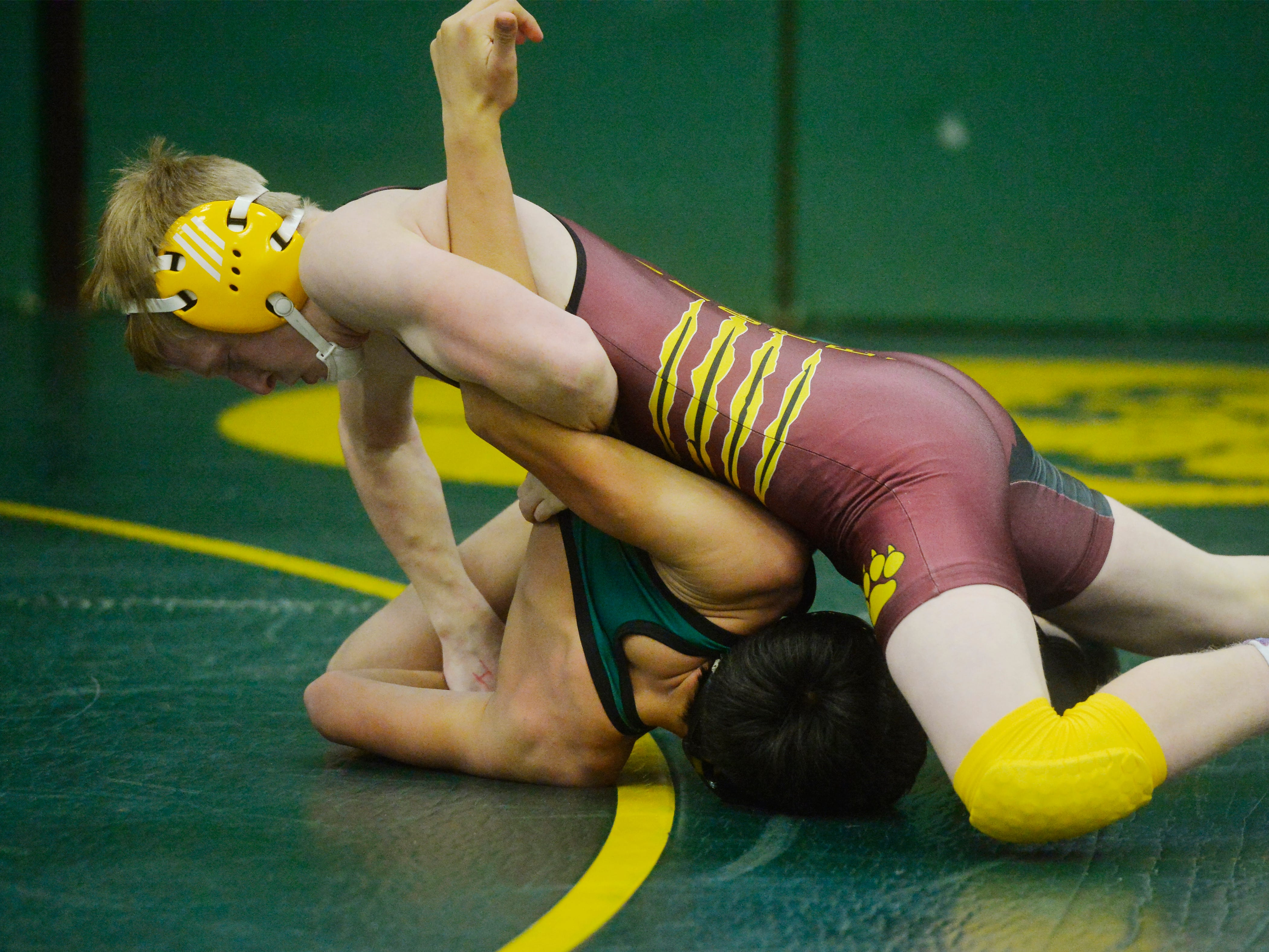 The CMR Holiday Classic Wrestling Tournament gets underway in the CMR Fieldhouse on Friday.