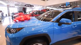 Atkins Kroll Inc. introduces the newly redesigned 2019 Toyota RAV4 at its Tamuning showroom on Saturday, Dec. 15, 2018.