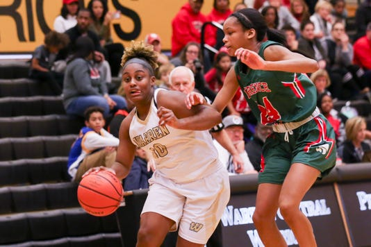 Lawrence North Vs Warren Central High School Varsity Ihsaa High School Girls Basketball