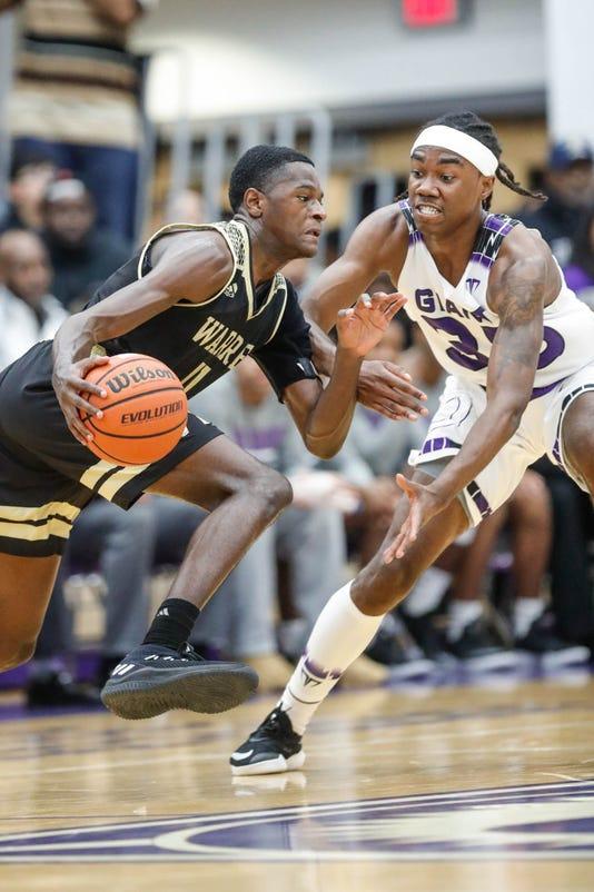 Ben Davis Boys Varsity Basketball Takes On Warren Central At Ben Davis