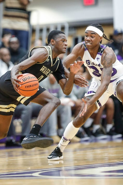 Ben Davis Boys Varsity Basketball Takes On Warren Central At Ben Davis
