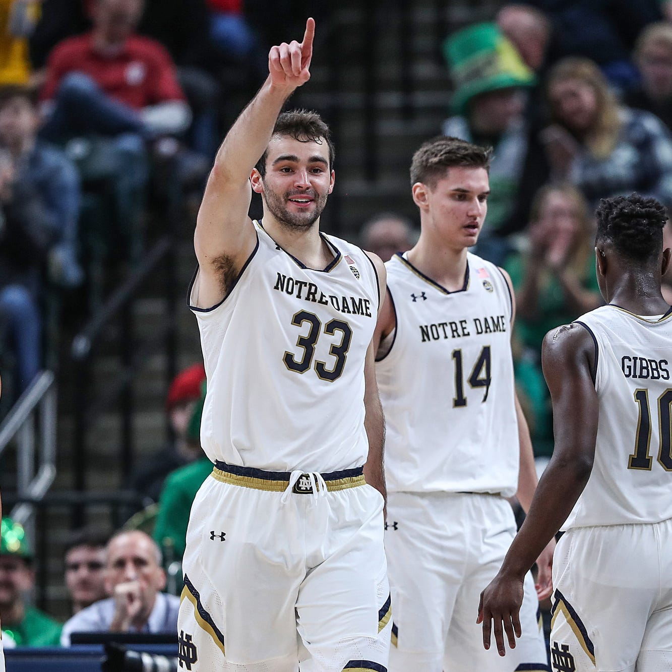Doyel: When will media dummies learn to stop doubting Notre Dame, Mike Brey?