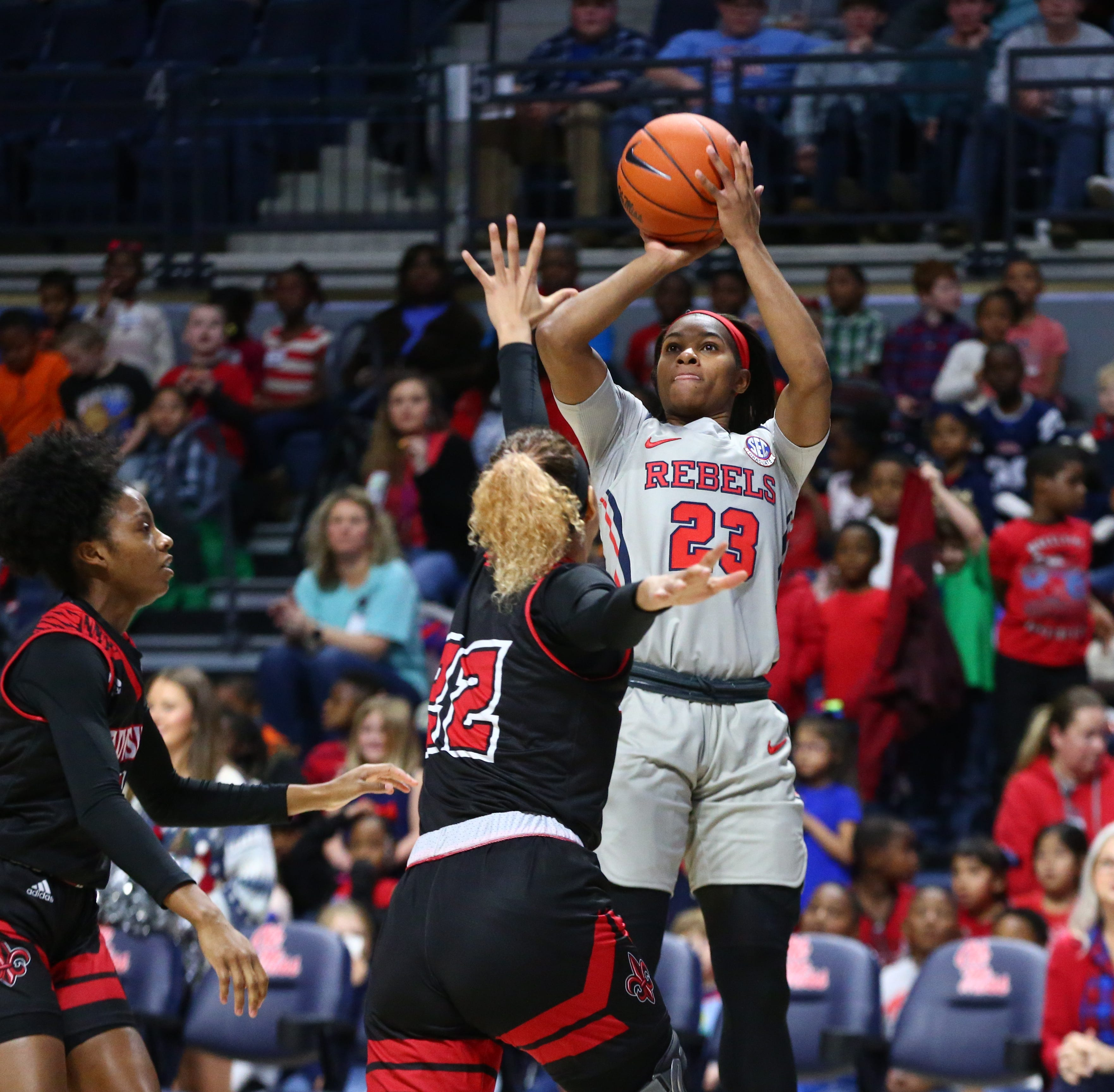Ole Miss women's basketball prepares for slow-paced game versus LSU on Thursday