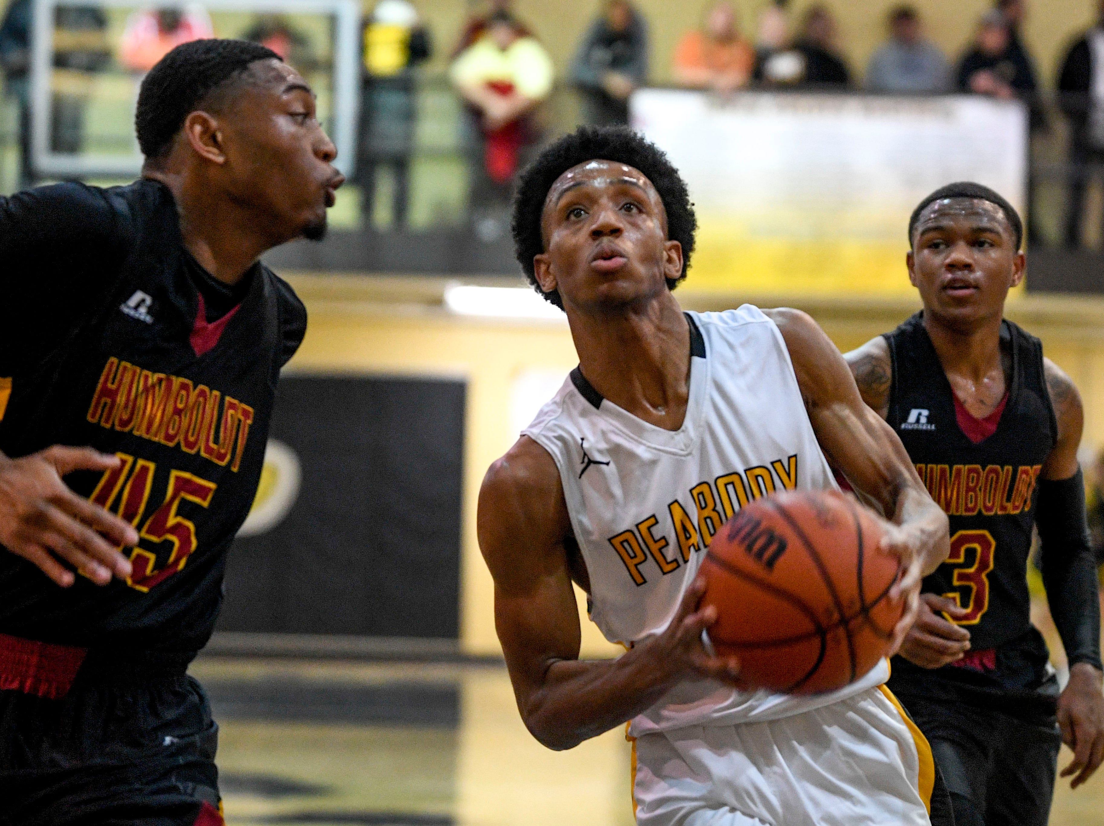 Who were the Jackson area prep basketball top performers from Friday of Week 11?
