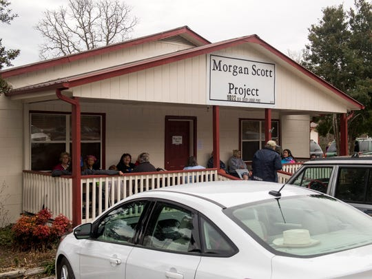 The Morgan-Scott Project in Deer Lodge.