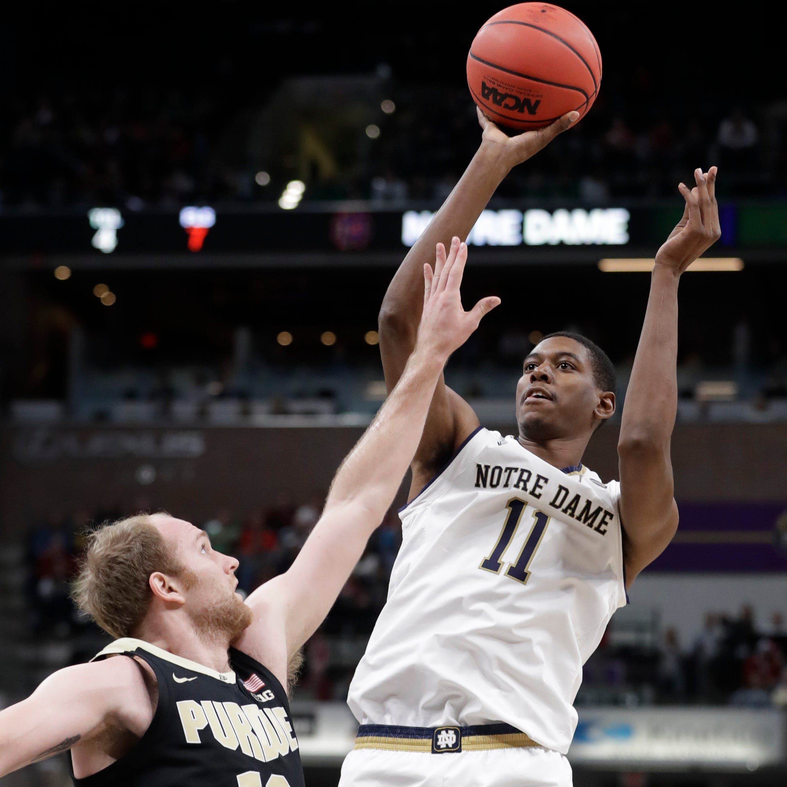 Purdue basketball falls to Notre Dame in Crossroads Classic to extend road woes