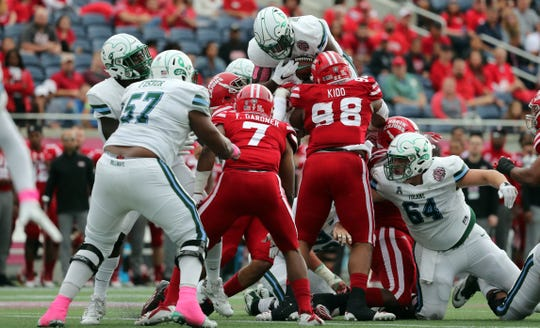 UL's last bowl appearance was a loss to Tulane at last year's Cure Bowl in Orlando. The Ragin' Cajuns are bowl-bound again this year.