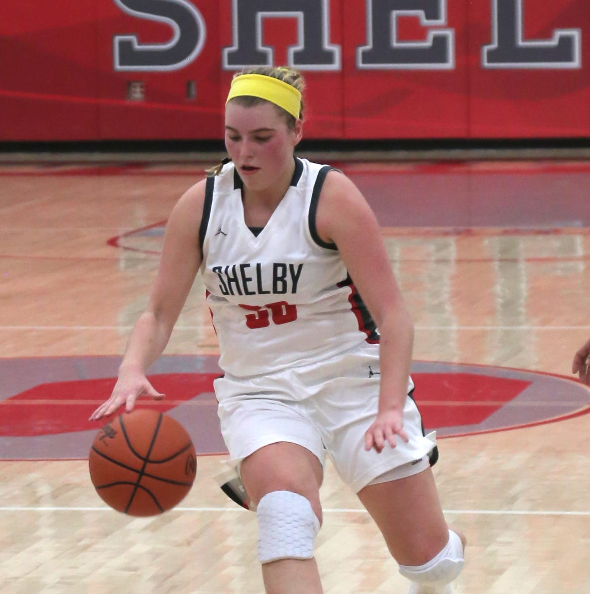 Shelby Lady Whippets remain undefeated in big MOAC win over Marion Harding