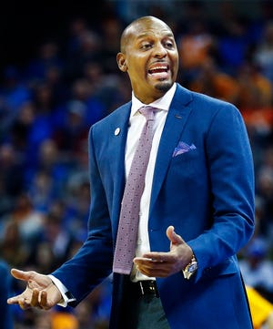 Memphis coach Penny Hardaway has had strong words for Tennessee coach Rick Barnes since the Tigers lost to the Vols on Saturday.