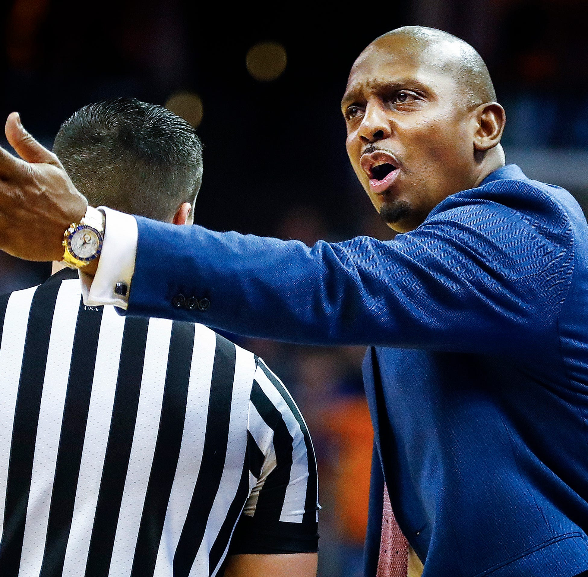 Penny Hardaway: UT Vols team 'ran over to fight' in late-game technical fracas