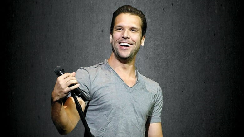 Dane Cook talks about the fame roller coaster and building a dad bod
