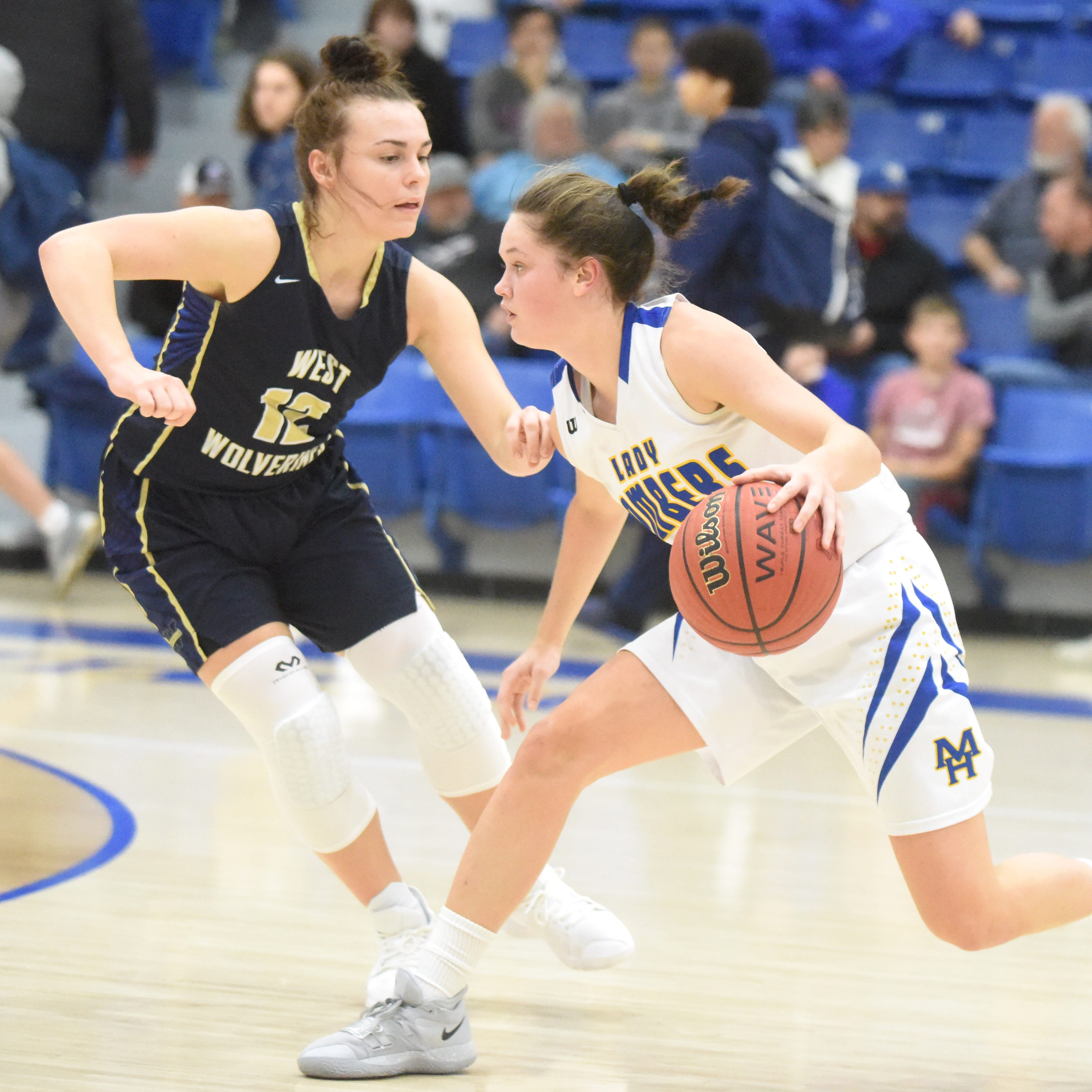 Lady Bombers own 2nd, 3rd quarters in victory