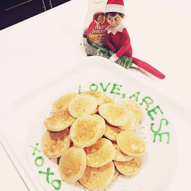Participate with us: Share your 'Elf on the Shelf' photos