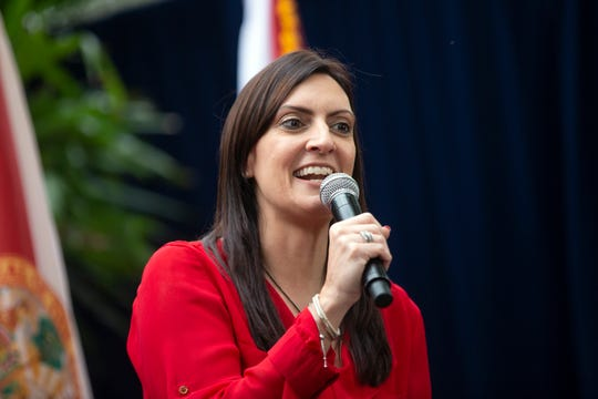 Lt. Gov. Jeanette Nunez