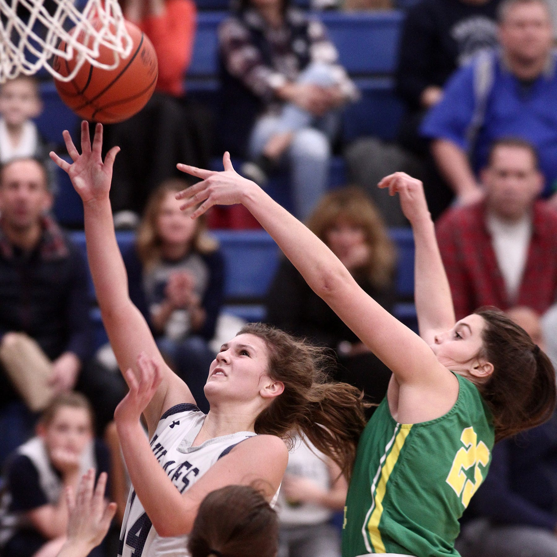 Granville girls knock down shots, knock off Newark Catholic