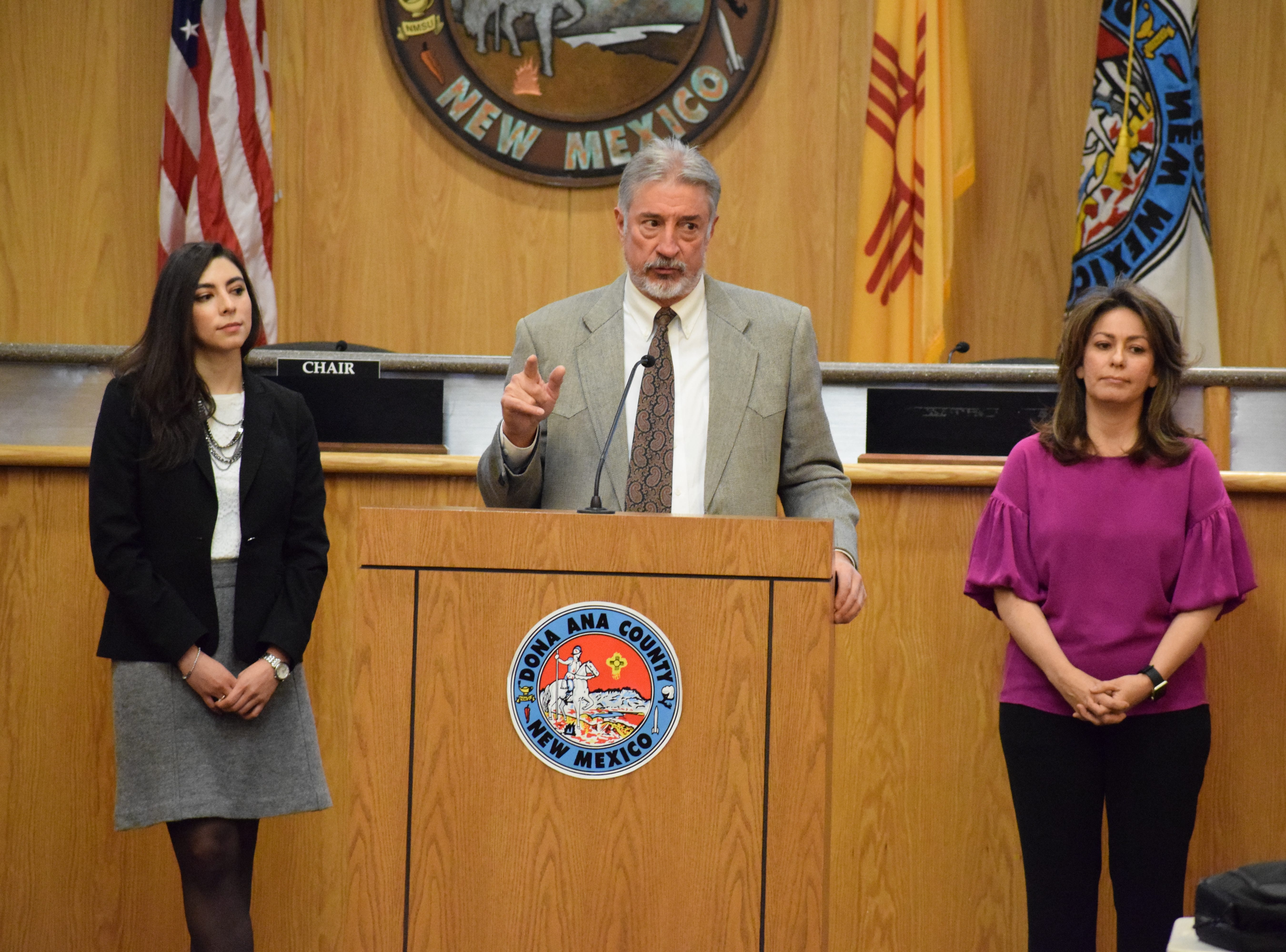 Doña Ana County begins work to assist in 2020 Census