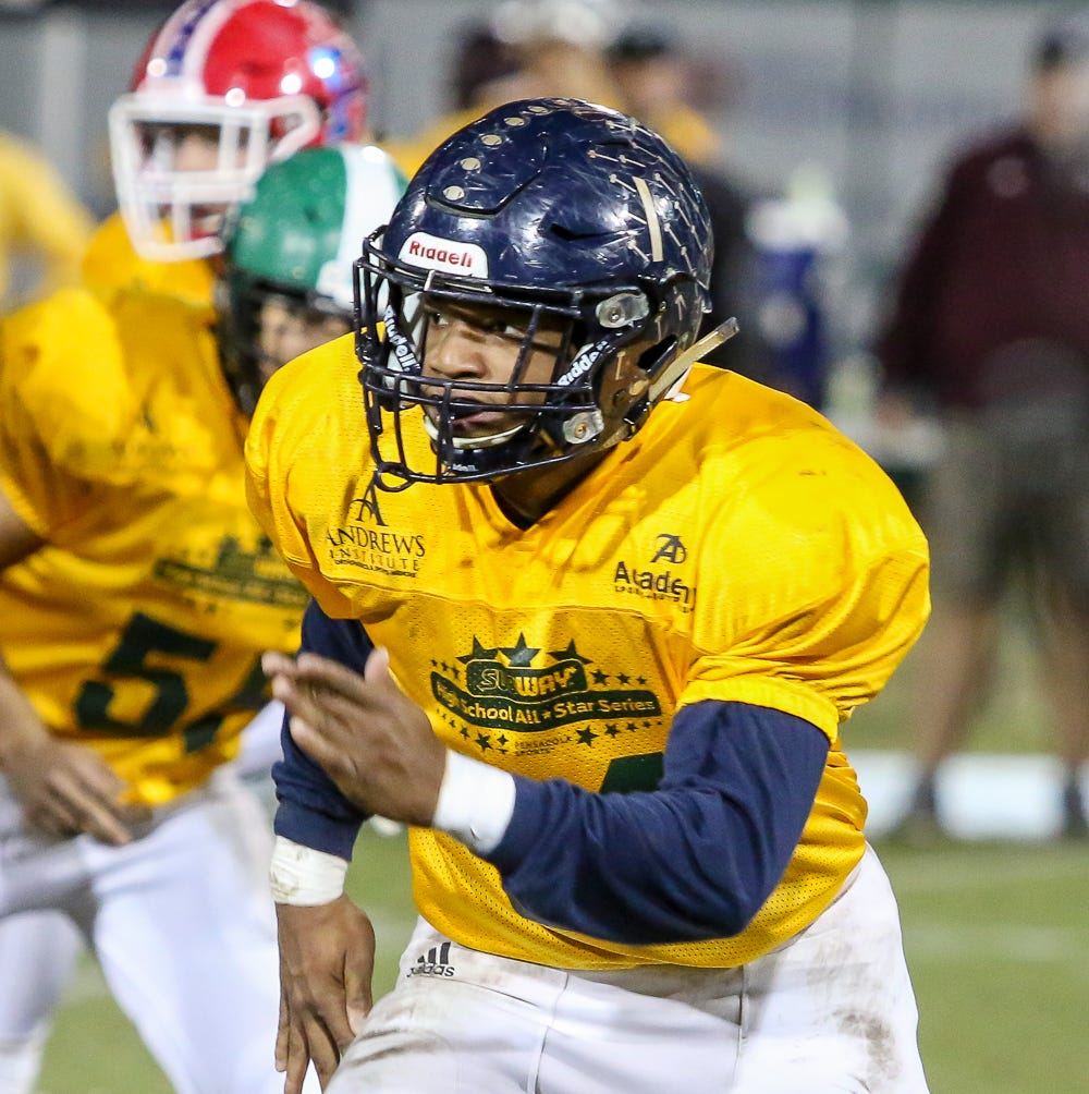 Gulf Breeze's Taylor grateful for All-Star finale