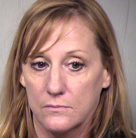 Woman surrenders to police after a fatal hit-and-run in Mesa