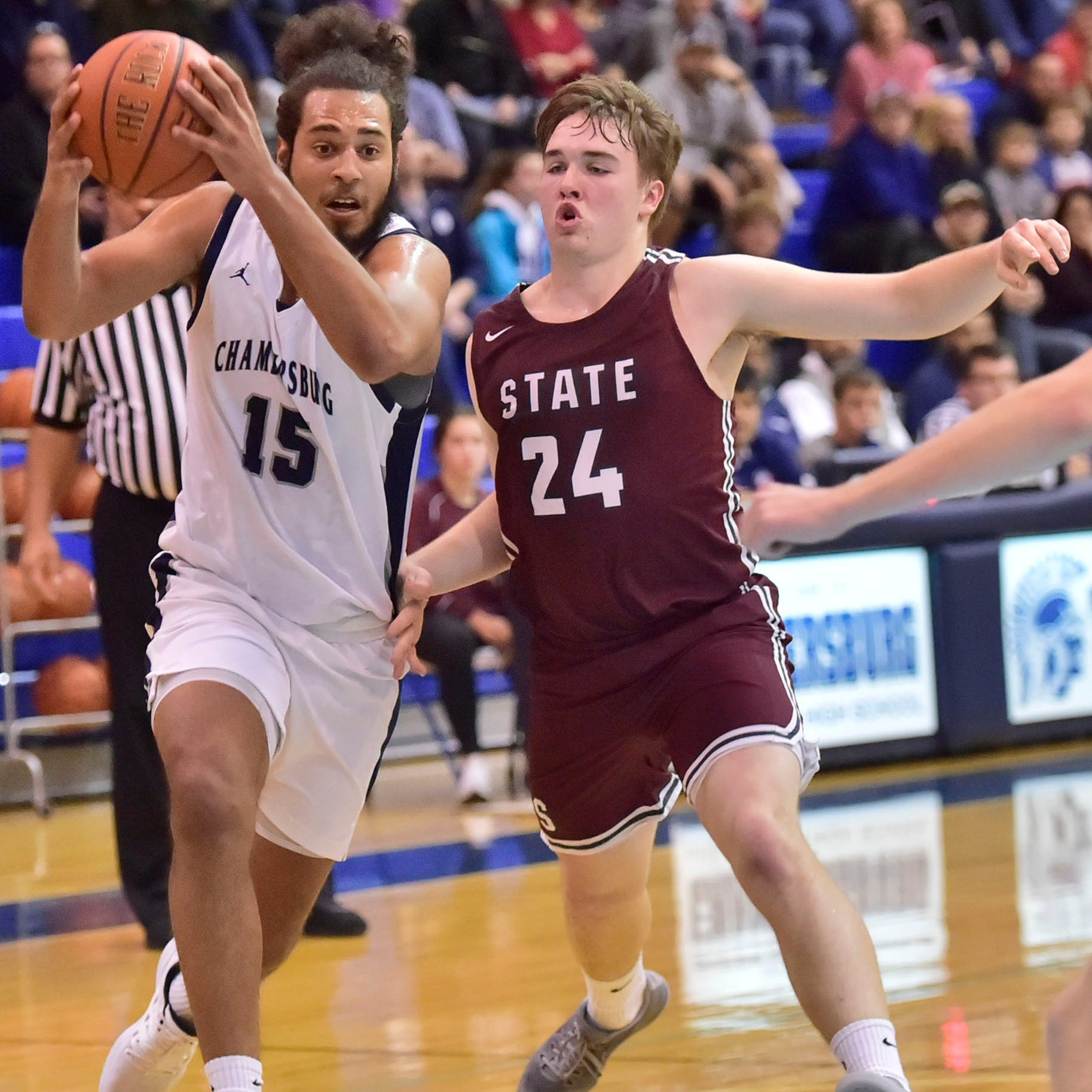 Loss at buzzer to State College hands Chambersburg second loss