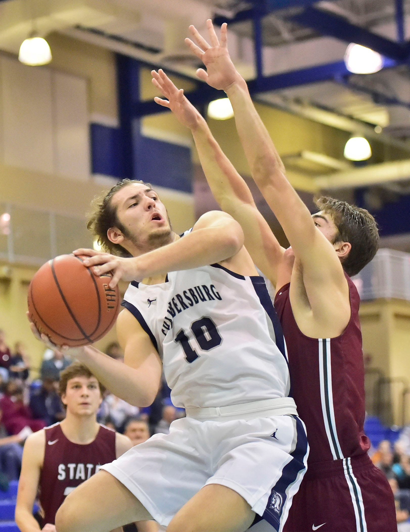 Chambersburg is one of four Franklin County teams headed to the District 3 basketball tournaments.