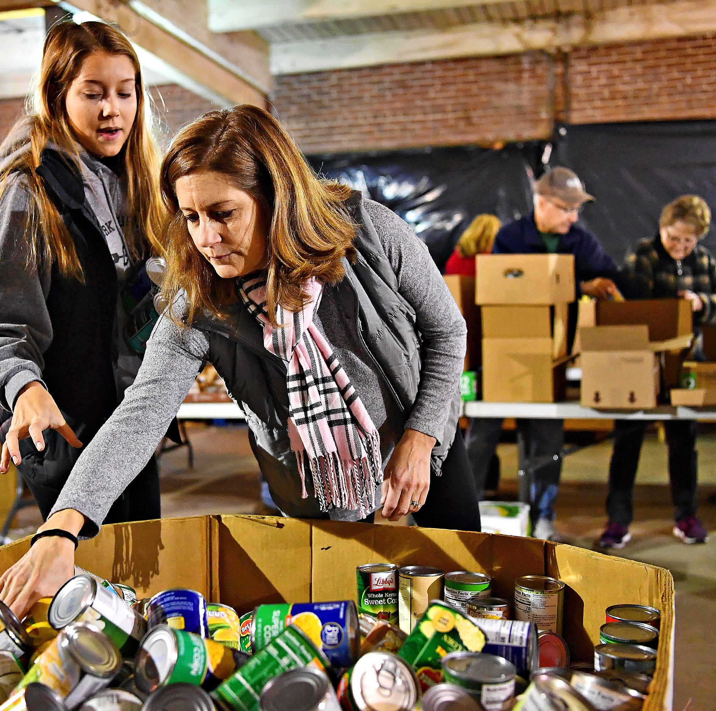 York County Food Bank grapples with growing need amid shutdown