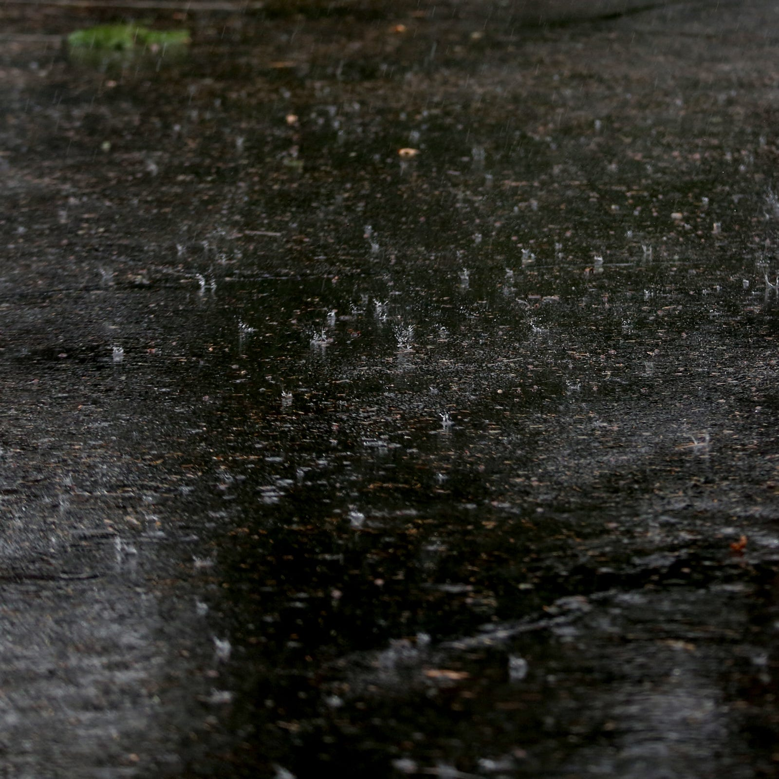 'Typical rainy day' expected Sunday in Salem, heavy rain predicted Monday night