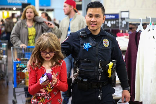 Operation Blue Santa Event Saturday Dec 15 2018
