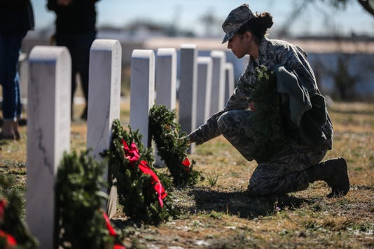 Wreaths Across America Saturday Dec 15 2018