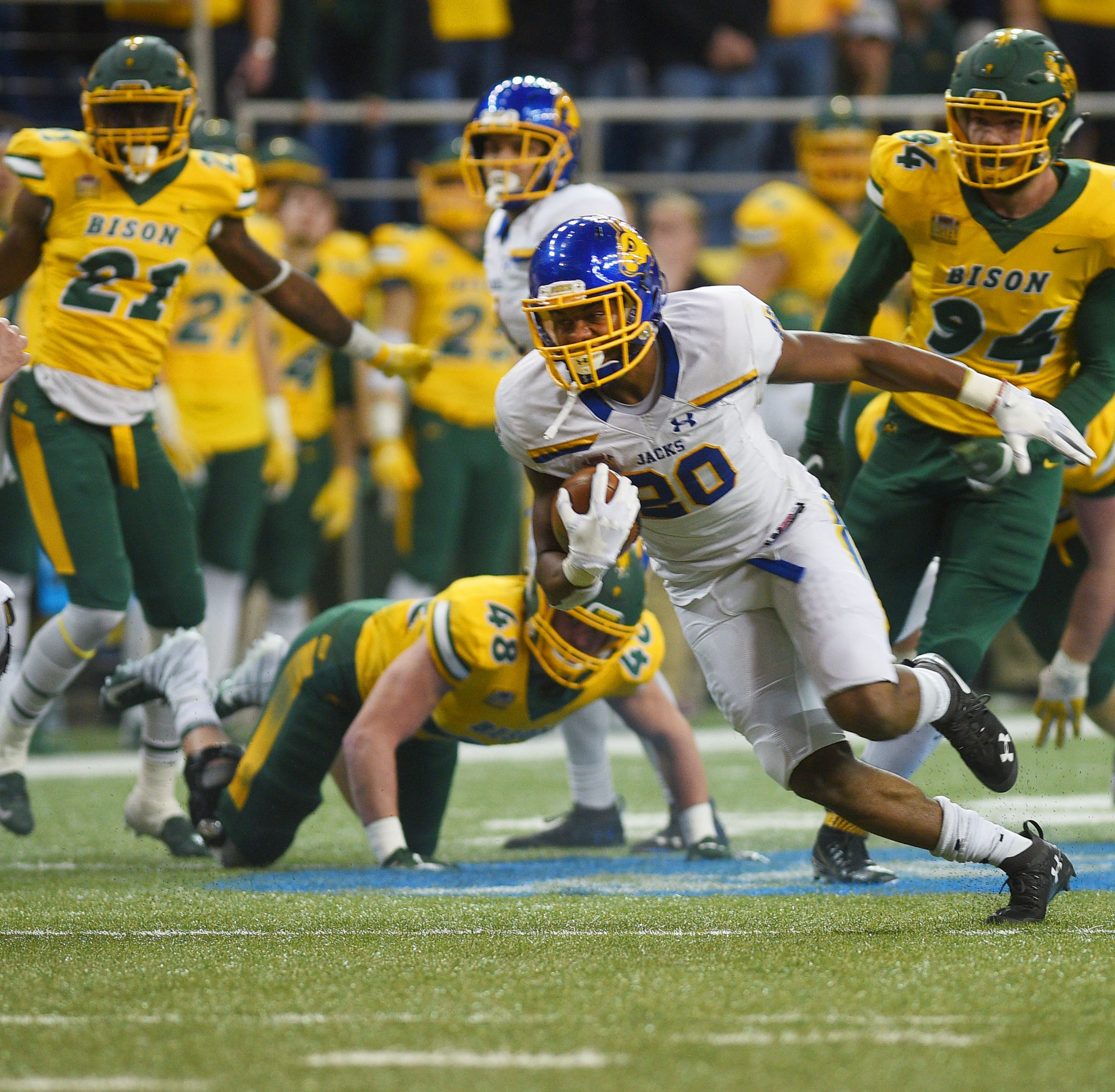 SDSU vs. NDSU football: No shame in losing to North Dakota State, but plenty of frustration
