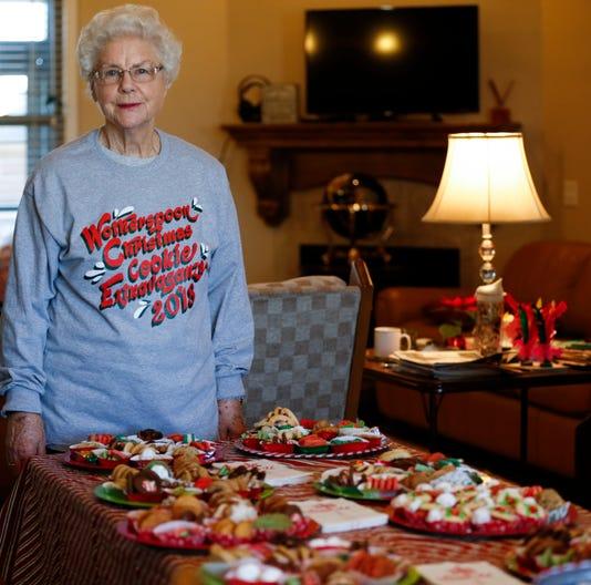 Springfield Christmas cookies