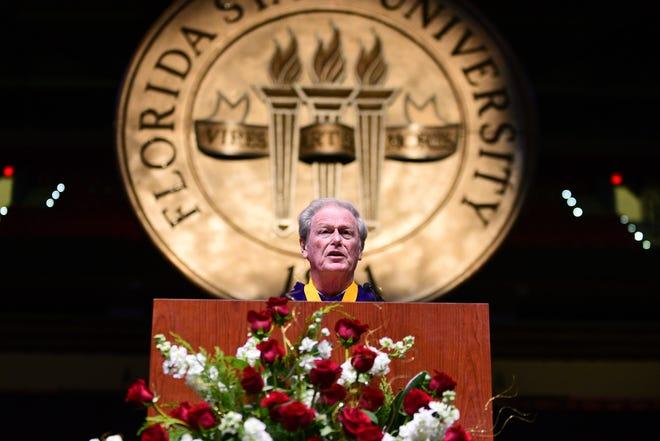 File photo from Florida State University graduation