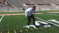 WATCH: Former Rattler Akil Blount trains for the AAF at FAMU