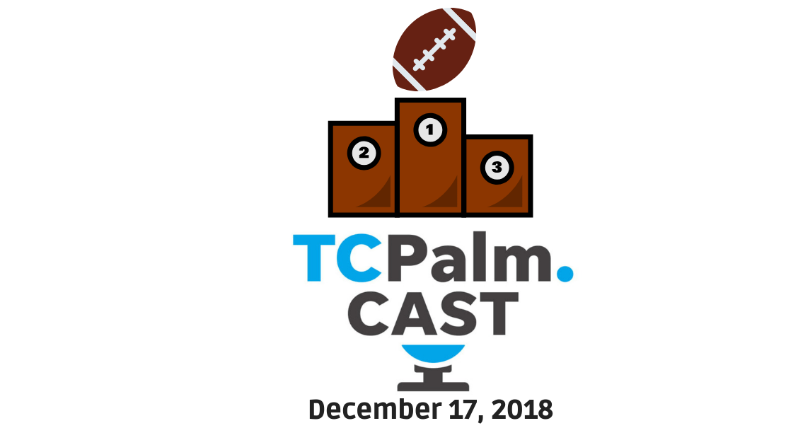 TCPalmCAST | Dec. 17: Which high school football players had the most college offers?