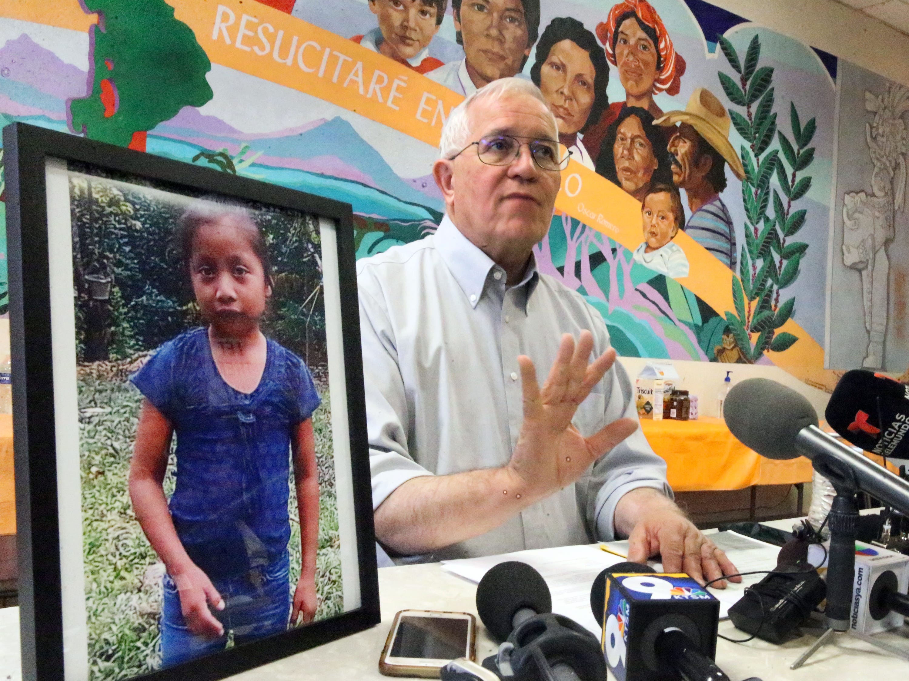 Father of Guatemalan migrant girl who died in El Paso wants thorough investigation