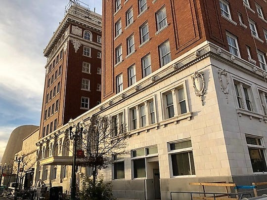 A contract dispute over the Hotel Paso Del Norte renovation is being fought in court.