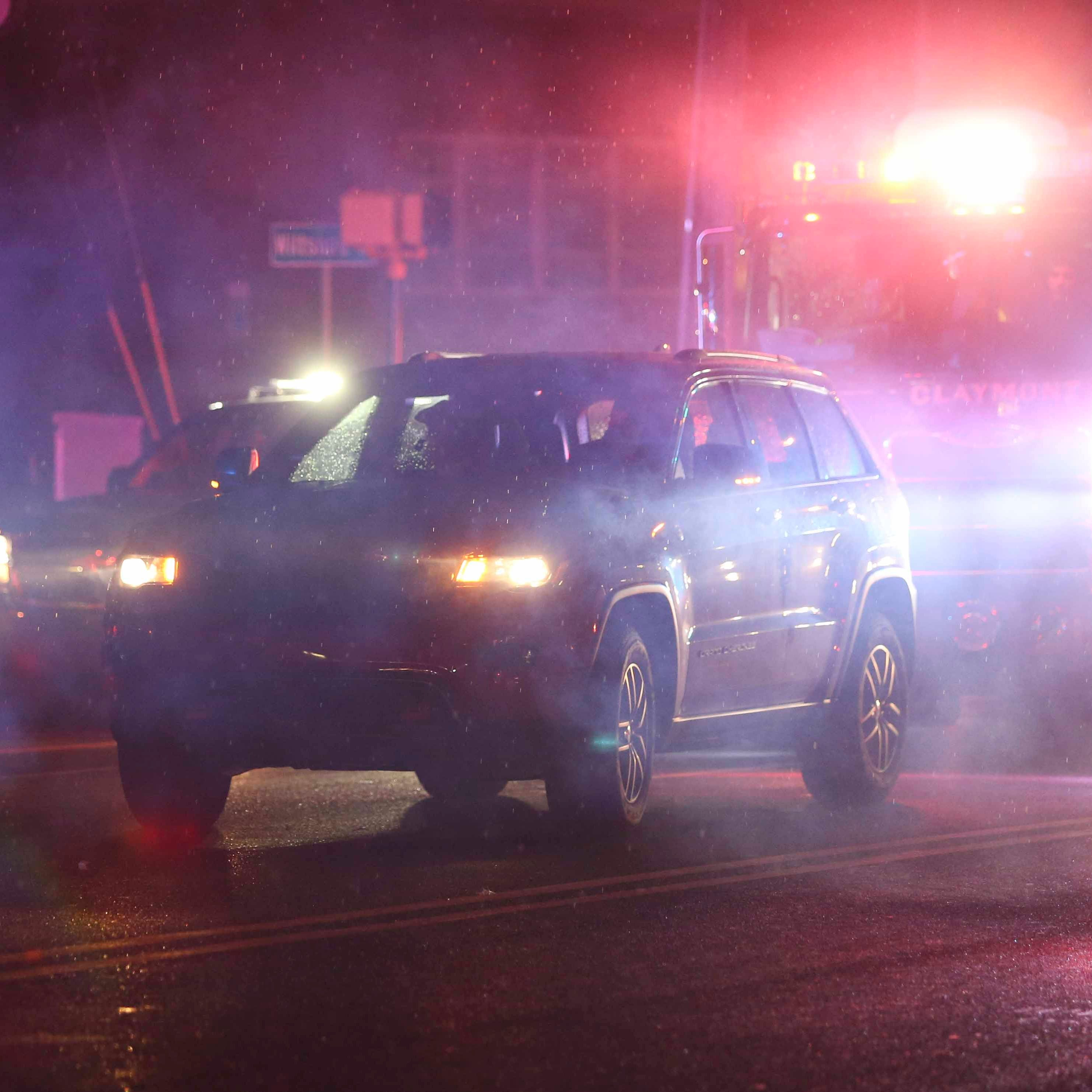 59-year-old Claymont pedestrian killed in crash