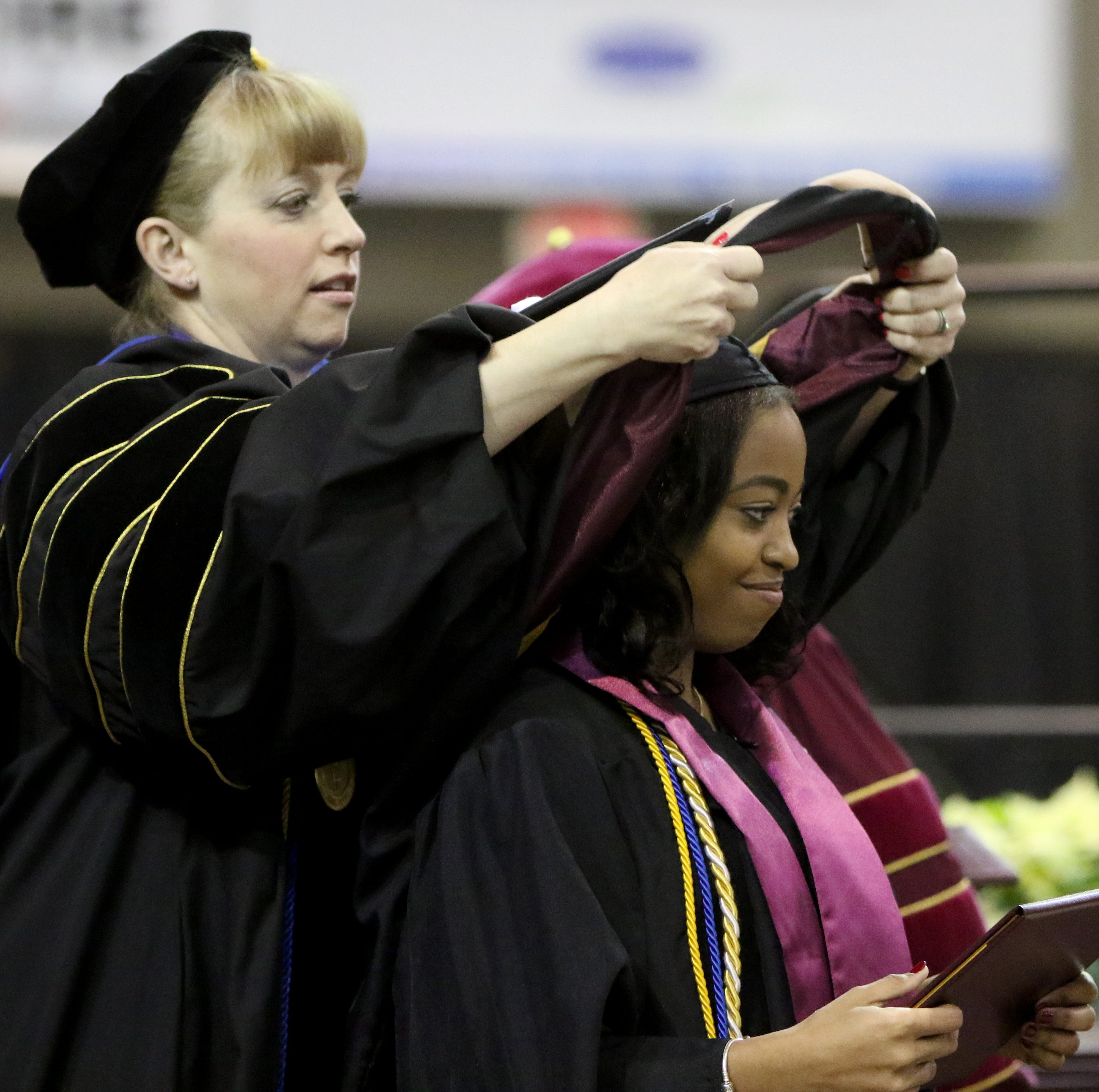 MSU Texas names President's Medal for Excellence recipients, December graduates celebrated