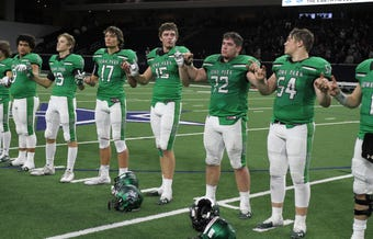 Iowa Park falls to Pleasant Grove 49-14 in the Class 4A Division II semifinal Friday at the Ford Center in Frisco.