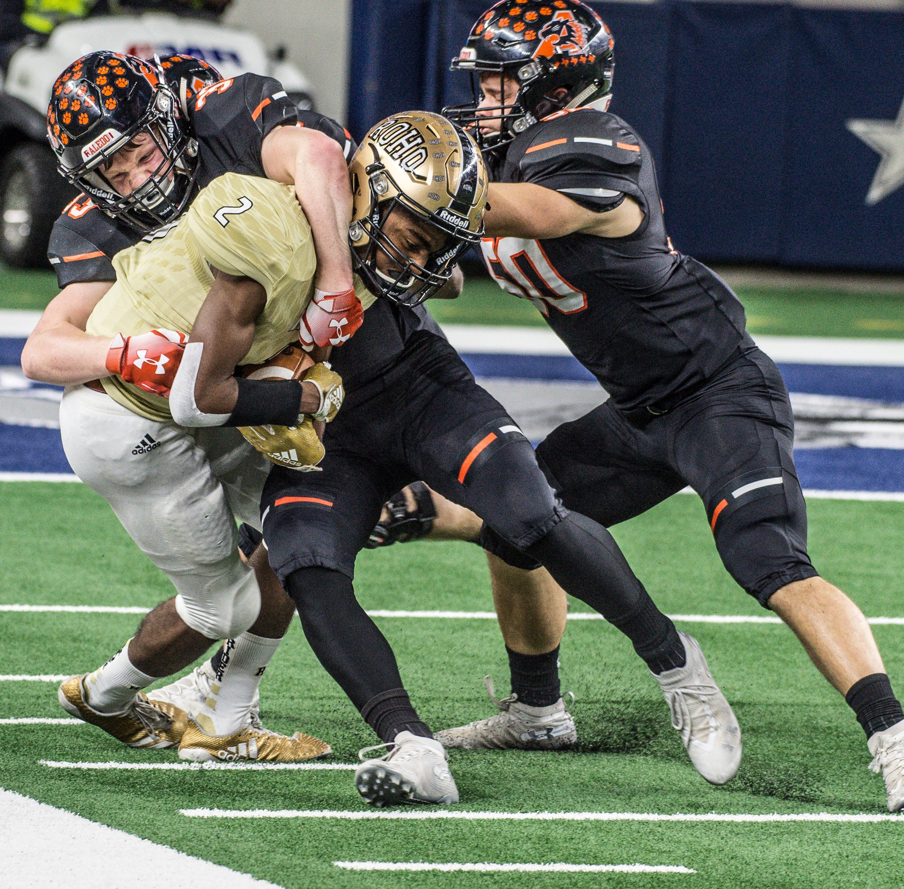 Rider Raiders expect another shot at Aledo in the near future