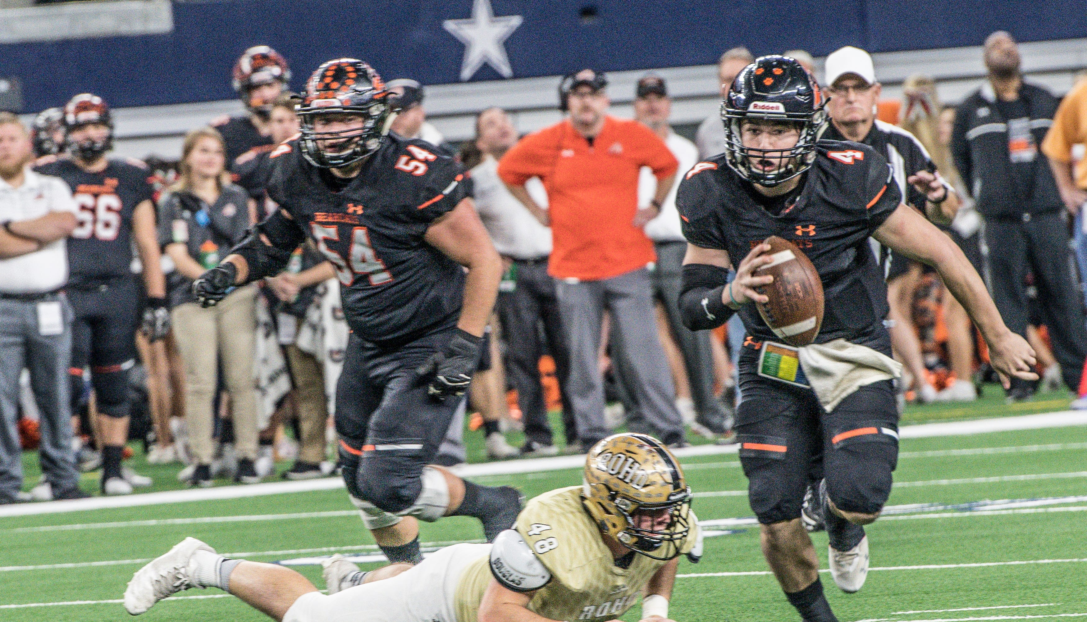 2018 Uil Texas Statewide High School Football Playoff Pairings And