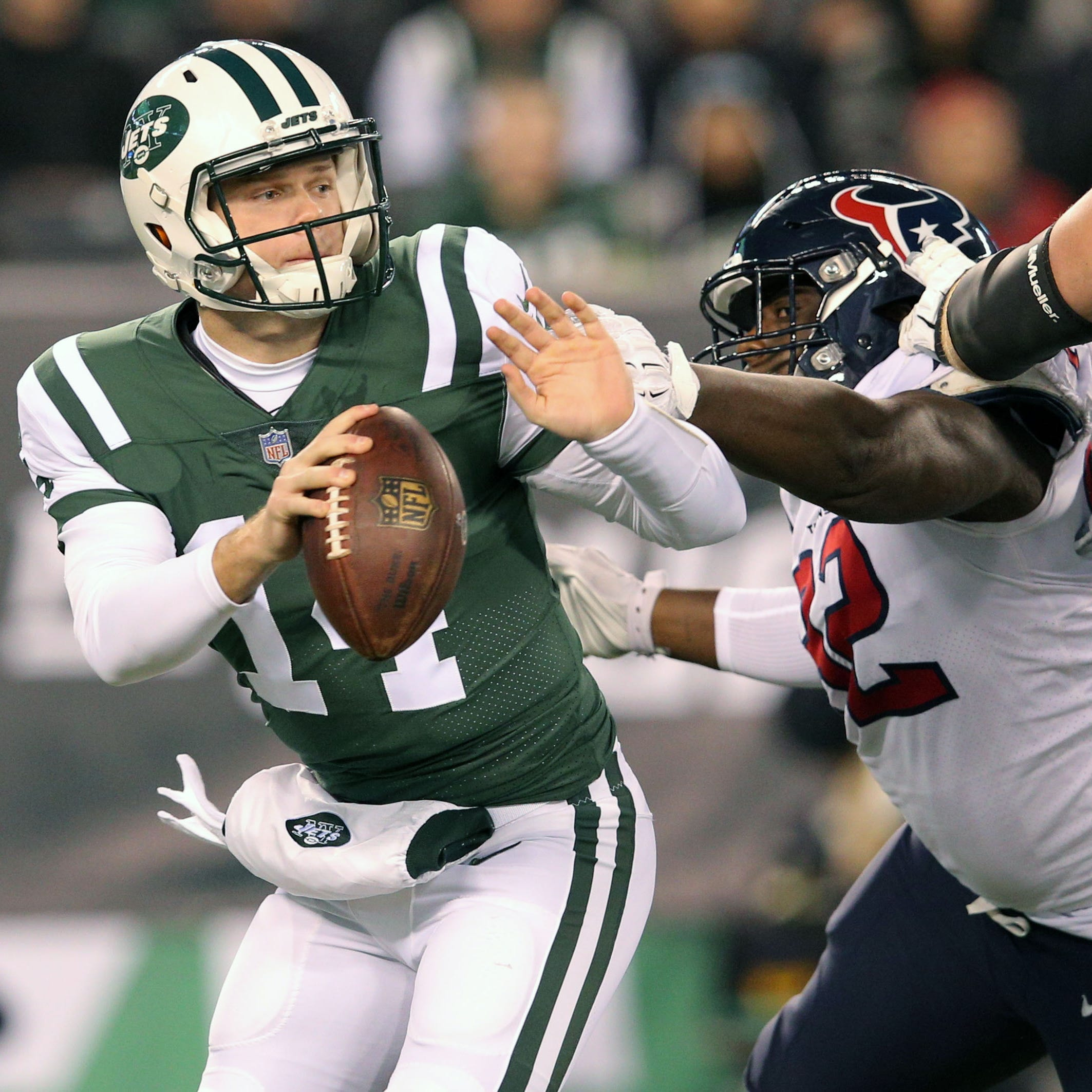 Four reasons Jets fans should be excited about Sam Darnold, despite loss to Texans