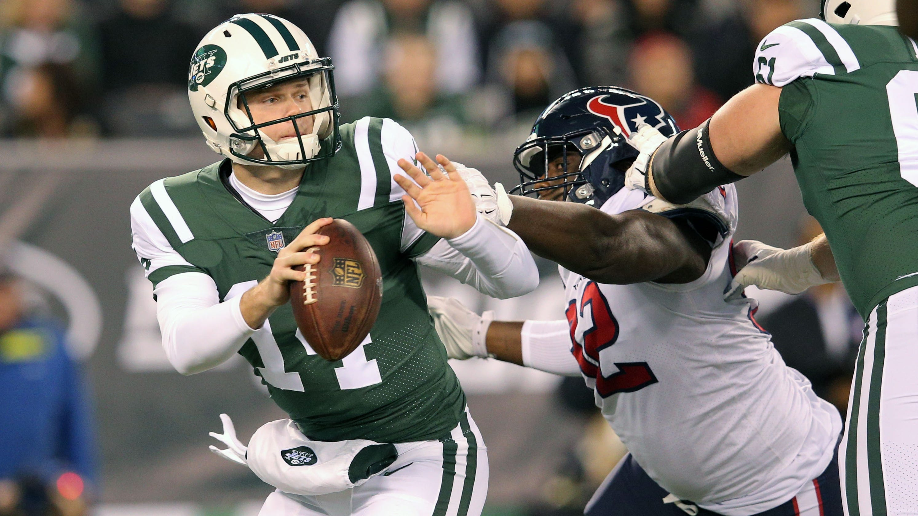 Four reasons Jets fans should be excited about Sam Darnold b0fc7a20e